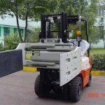Kina Hydrauliska effektiva gaffeltruckar tillbehör Multi-purpose Clamp