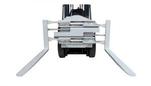 2.2ton gaffelklämmor för icke-sidoskift för gaffeltruck