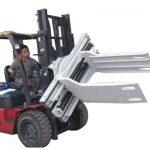 Balklämma Forklift Bilagor Avfallspapper Balklämma
