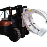 Heta försäljning nya fabrikspris gaffeltruck sapre delar klämma gaffeltruck pappersrulle klämmor