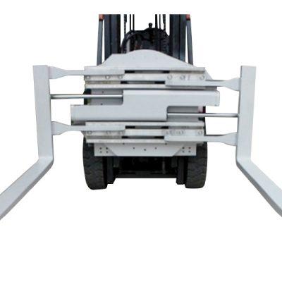 Klass 2 gaffeltrucks roterande gaffelklämma med 1220 mm längd