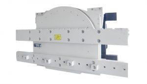 Gaffeltruck Rotator Hydrauliska tillbehör OEM Tillgänglig 360 graders roterande verktyg för roterande gaffeltruck