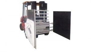 Kartongklämma för gaffeltruck, gaffeltruck fäste kartongklämma, kartonghanterare.