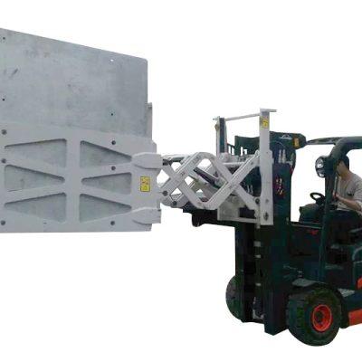 Kartongklämma för 3t gaffeltruck