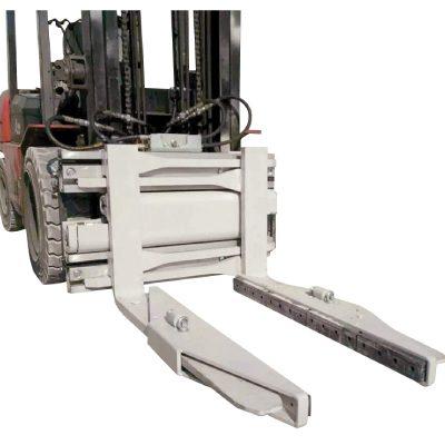 Gaffeltrucksmontering Hydraulisk blockklämma