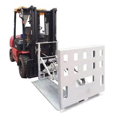 Tryck Pull Forklift-fäste