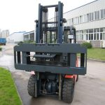 3ton gaffeltruck, sidoskift, positioner