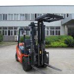 Hydrauliska gaffeltruckar Bilstabilisatorer